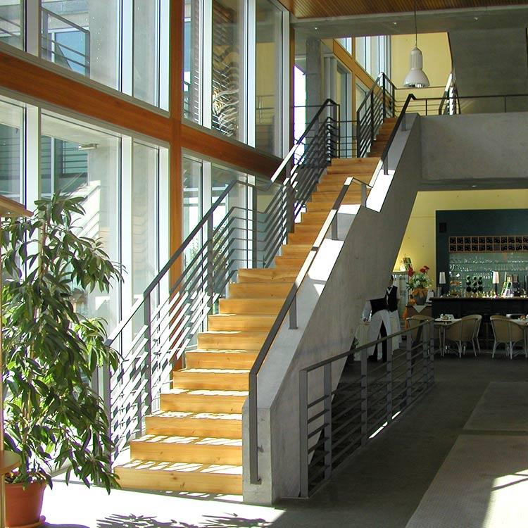 balkone gel nder und treppen aus stahl weiss gmbh. Black Bedroom Furniture Sets. Home Design Ideas